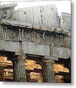Parthenon 5 Metal Print