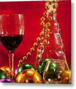 Party Time Metal Print by Anthony Walker Sr