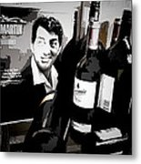 Partying With Dean Metal Print