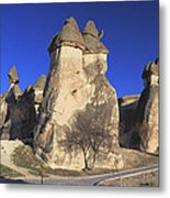 Pasabag Goreme National Park Cappadocia Turkey Metal Print