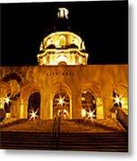 Pasadena City Hall Metal Print