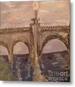Pasadena Metal Print by Sherry Clarke