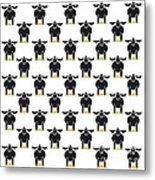 Paschal Lamb Metal Print