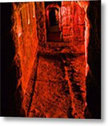 Passage To Hell Metal Print