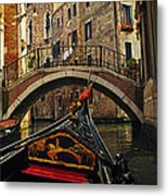 Passages Of Venice Metal Print