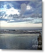 Passing Of The Storm Metal Print