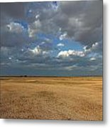 Passing Storm Metal Print by Gordon  Grimwade