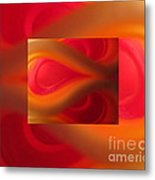 Passion Abstract 02 Metal Print