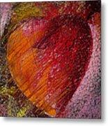 Passion Heart Metal Print