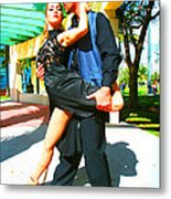 Passion In The Park Metal Print