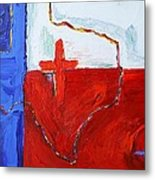 Passion Of Texas Metal Print