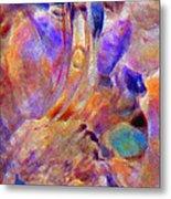 Pastel Dreamer Metal Print
