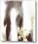 Pastel Pony Metal Print
