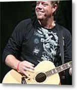Pat Green  Metal Print