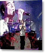Pat Monahan Of Train Metal Print