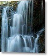 Patapsco Waterfall Metal Print