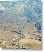 Path Of Destruction Metal Print