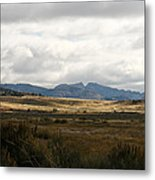 Path Of The Pioneers - Split Rock - Jeffrey City - Wyoming Metal Print
