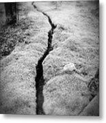 Path Taken Metal Print
