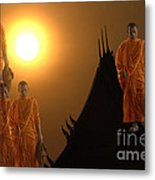 Path To Enlightenment Metal Print