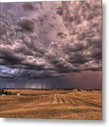 Path To The Storm Metal Print