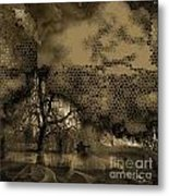 Path Metal Print by Yanni Theodorou