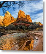 Patriarchs Of Zion Metal Print by Chad Dutson