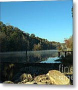 Patsiliga Creek Lake Metal Print