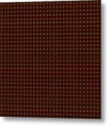 Pattern 8 Spots Metal Print