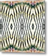 Patterned After Nature II Metal Print
