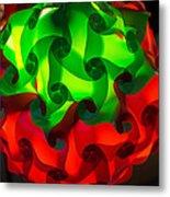 Patterns Of Light #1 Metal Print