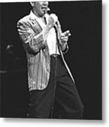 Paul Anka Metal Print