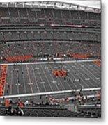 Paul Brown Stadium Metal Print