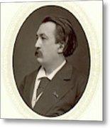 Paul Gustave Dor� (1833-1883) Metal Print