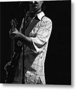 Paul Rocking In Spokane In 1977 Metal Print