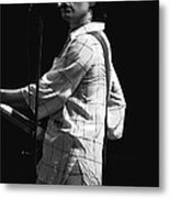 Paul On The Burnin Sky Tour 1977 Spokane Metal Print