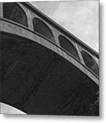 Paulinskill Viaduct Metal Print
