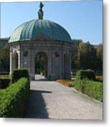 Pavilion Residence Garden - Munich Metal Print