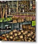 Pavlock Farms Metal Print