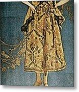 Pavlova, Anna 1882-1931. Poster Metal Print