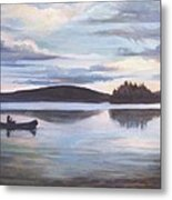 Payette Lake Idaho Metal Print