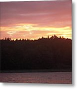 Peace At The End Of The Day Metal Print