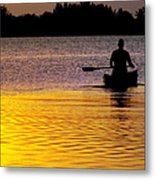 Peace Of Mind Metal Print