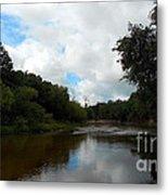 Peace River 3 Metal Print