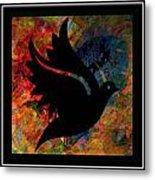 Peace Series Xi Metal Print