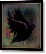 Peace Series Xii Metal Print