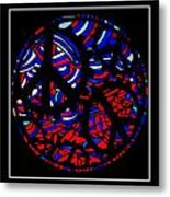 Peace Series Xxii Metal Print