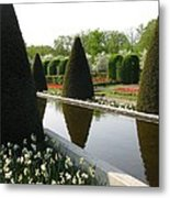 Peace Upon You. Keukenhof In Spring Metal Print