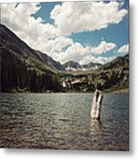 Peaceful And Still Metal Print