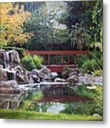 Peaceful Dreams Metal Print